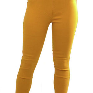 PANTALON BASIC MOSTAZA